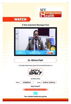 Dr Milind Patil